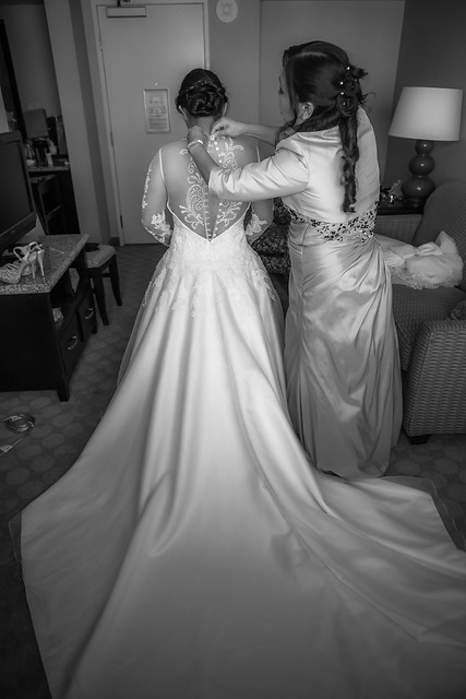 Jessica and Mark Wedding