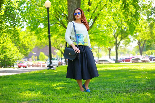 Picnic In The Park, Tanvii.com, Skirt - Fab India Shoes - Coach Watch - Marc Jacobs Sunglasses - RayBan Camera Bag - Lo & Sons
