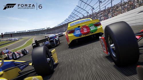 Forza 6 NASCAR