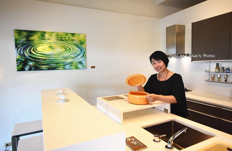 台中環中路家具沙發廚具系統櫃傢櫥周旻虹畫展40