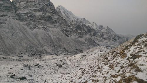 Cho La Pass Nepal Himalayas