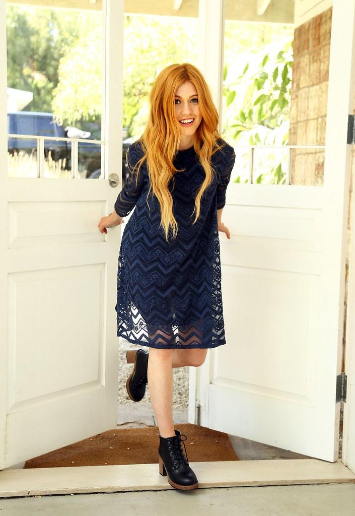 Кэтрин МакНамара — Фотосессия для «Wallflower Jeans» 2016 – 22