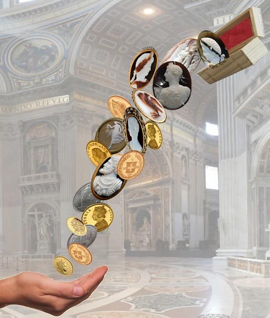 Vatican Cameos