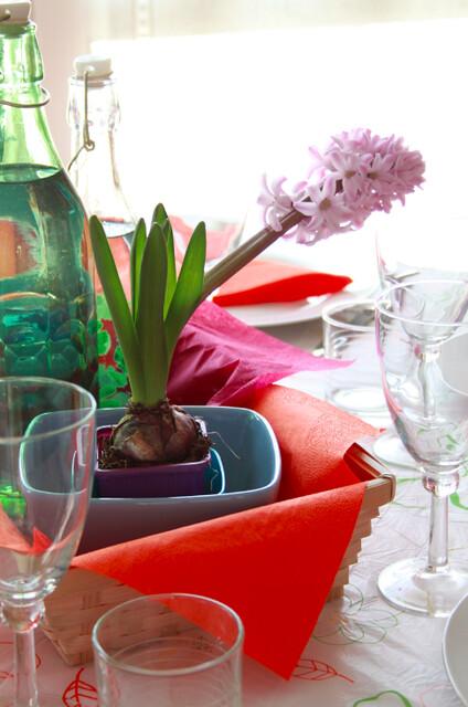 Primavera in tavola