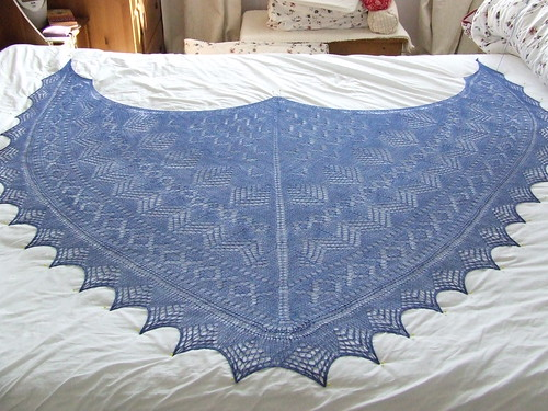 Pacific North West Shawl 0014