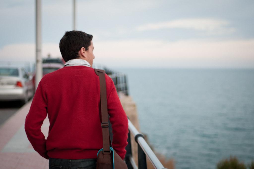 Un vistazo al mar