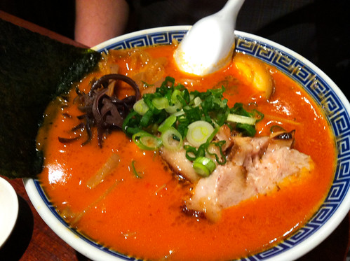 Spicy Basic Ramen, Minca