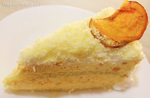 Sweet Potato Cake P130