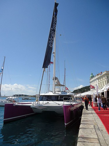 Croatia Boat Show 2012 by XVII iz Splita