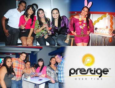 Las Ladies Rompen to'+ Bday Deyanira Rodríguez @ Prestige Over T