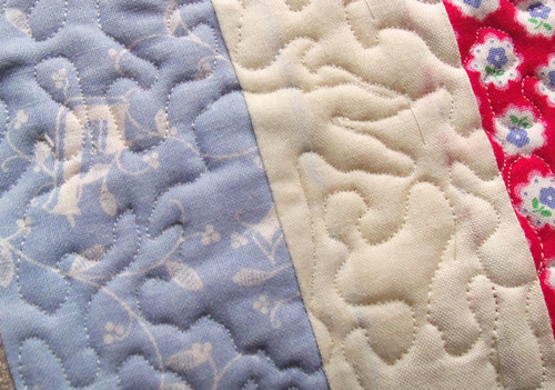 Bunny Quilting 2