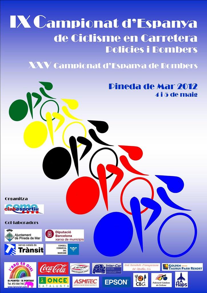 Campionat Espanya Policies i Bombers 4 i 5-05-2012.