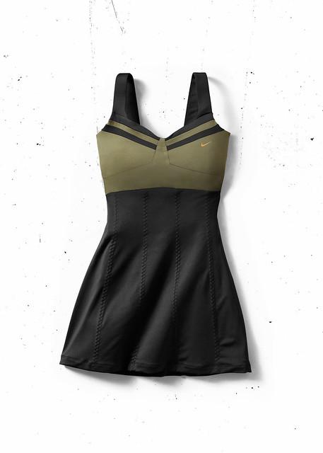 2012 French Open Maria Sharapova Nike dress