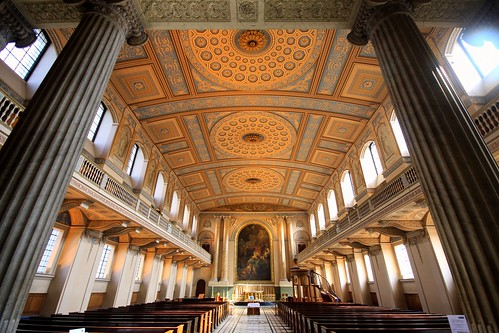 The Chapel, Old Royal Naval College, Greenwich