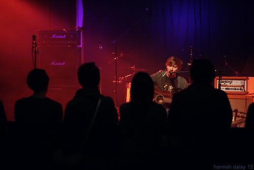 Jinnwoo @ The Scala, Kings Cross, London, 24/3/12