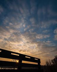 Sun behind Bridge-4526.jpg by Mully410 * Images