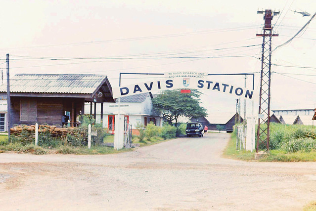 1964 - Tan Son Nhut Davis Station - 3rd Radio Reasearch Unit
