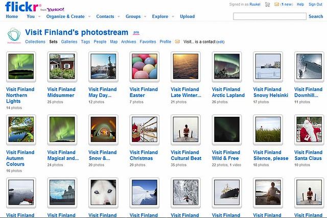 Flickr VisitFinland