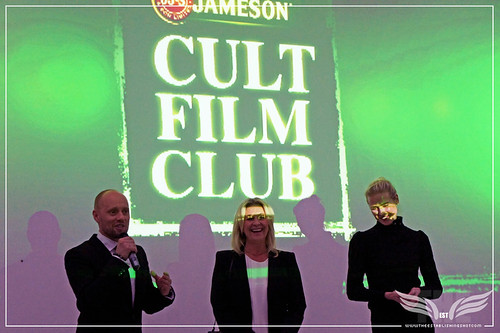 The Establishing Shot: Headhunters introduction from Actor Aksel Hennie, Producer Marianne Gray & Actor Synnove Lund - Jameson Cult Film Club at the Saatchi Gallery by Craig Grobler