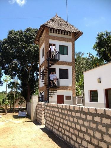 Volunteers Tower