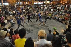 Break dance a Miraflores (Lima)