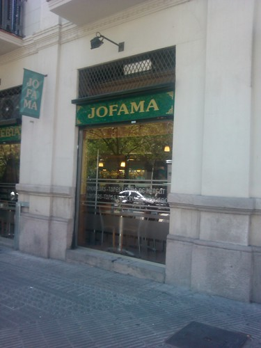 Jofama Bar by simonharrisbcn