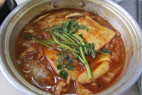 Sublime Kimchi jjigae