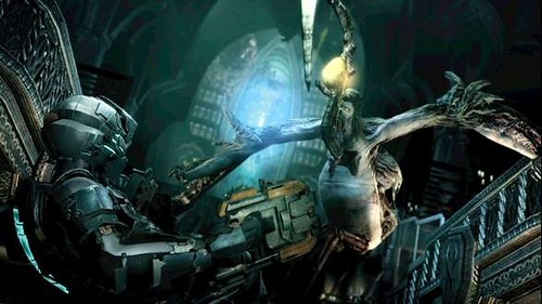 Dead Space 3 &  Army of Two 3 Mentioned in CV