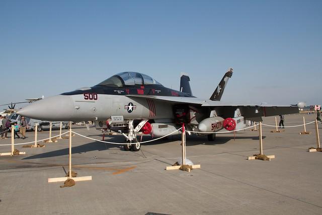 E/A-18G VAQ-141 CAG