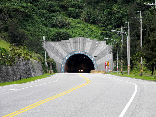 Tunnel to Hualien