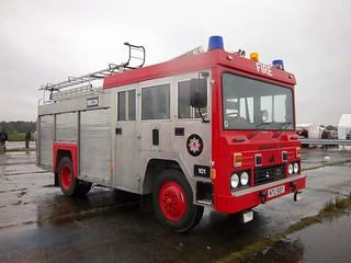 c.1983 Bedford TKG Mountain Range fire engine