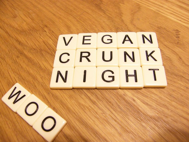 Vegan Crunk Night