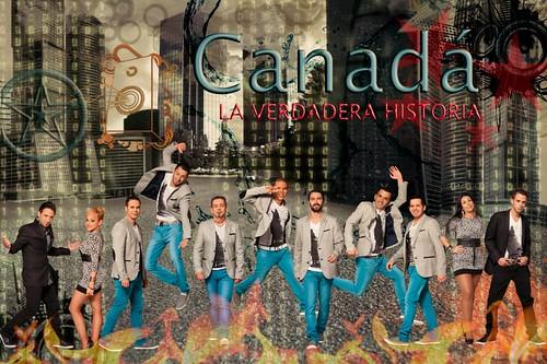 Orquesta Canadá 2012 - cartel