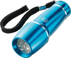 Powerful 9 LED flashlight