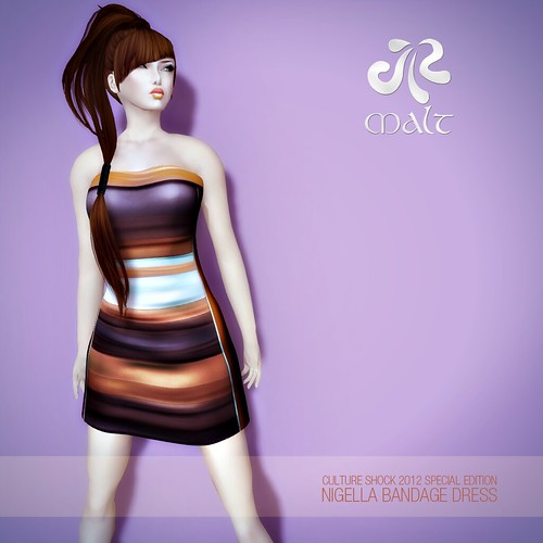 .:MALT:. Nigella Bandage Dress CS ED