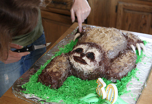Sloth Cake Pan