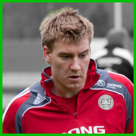 Pictures of Nicklas Bendtner