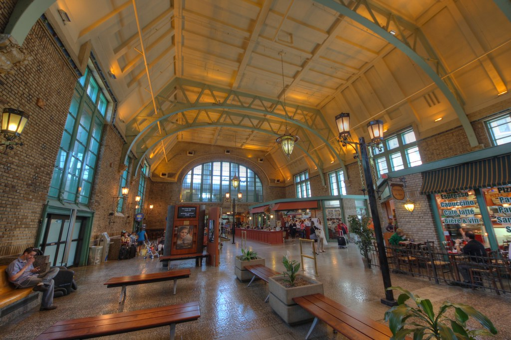 Canadian city railway stations skyscraperpage forum for Club piscine quebec city