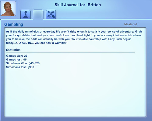 Skill Journal