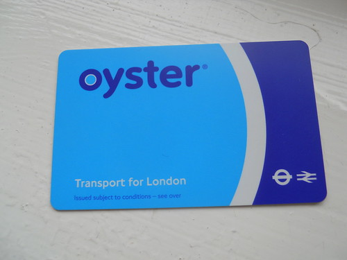 131/366: Oyster card