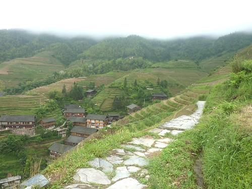 C-Guangxi-Pingan-Terrasse des 9 dragons (14)