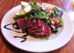 BEEF SALAD THE BELL TOWER SAN FRANCISCO CALIF