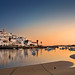 Ferragudo sunset by Juampiter