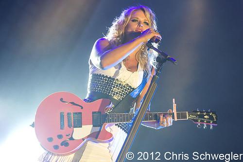 Miranda Lambert - 06-10-12 - WYCD Downtown Hoedown 2012, Comerica Park, Detroit, MI