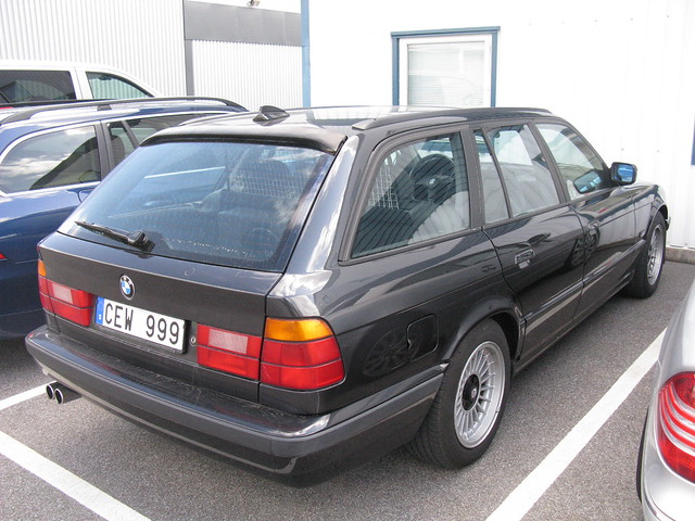BMW 520i Touring E34 | Flickr - Photo Sharing!