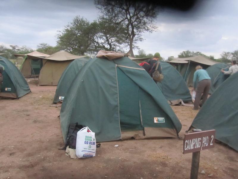 My Tent Serengeti Africa