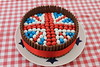 Jubilee birthday cake
