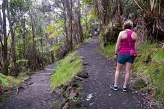 Kilauea Iki - Switchback
