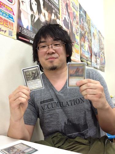 LMC Soga 411th Champion : Yashiro Kazuki