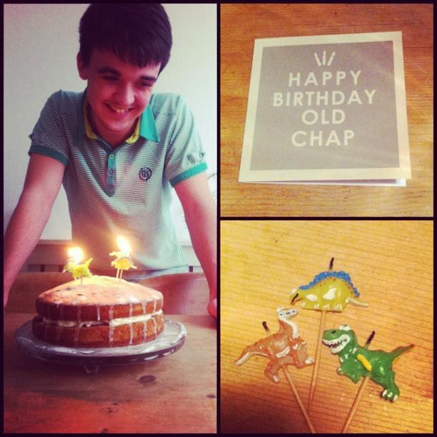 Happy Birthday, Phillip xx